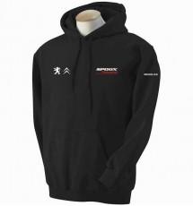 Spoox Motorsport Hoodie - Black