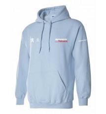 Spoox Motorsport Hoodie - Sky Blue