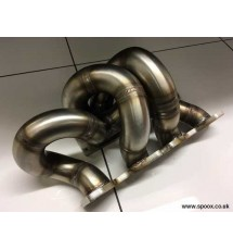 Peugeot 106 GTI V3 Turbo Exhaust Manifold - with external wastegate