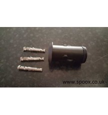 3 Pin Metripack Connector / 3 Pin Round Connector Colvern TPS
