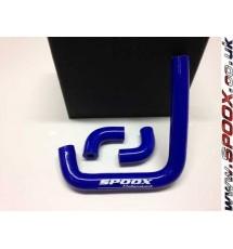 Peugeot 306 Gti-6 / Rallye Silicone Vacuum Pump Hose Kit (BLUE)