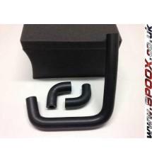 Peugeot 306 GTI-6 / Rallye Silicone Vacuum Pump Hose Kit (MATT BLACK)