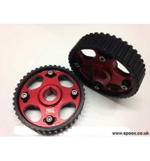 Kent Cams Peugeot 306 S16 Vernier Pulleys (PAIR)
