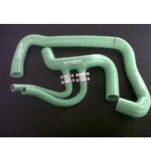 106 GTi / Saxo VTS Silicone Radiator Hose Kit (GREEN)