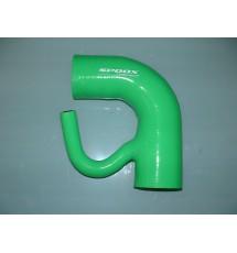 106 GTi / Saxo VTS Silicone Intake Elbow (GREEN)