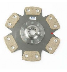 Helix 6 paddle 215mm rigid hub cerametallic drive plate