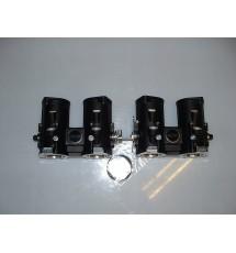 Jenvey DCOE Twin 50mm Throttle Body (pair)