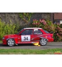 Peugeot 309 3dr - Lexan Window Kit (4mm Clear)