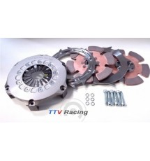 "7 1/4"" Race Clutch - STD Pressure - Twin Plate"