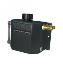 Mocal 1LTR Oil Catch Tank - Black