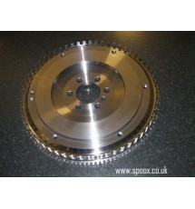 """Peugeot TU Engine 7 1/4"""" Steel Race Flywheel - no pickup"""