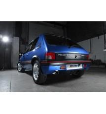 Milltek Peugeot 205 GTI Stainless Steel Exhaust System
