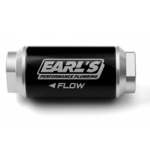 Billet In Line Fuel Filter 100 Micron 175GPH (-8AN) - 230628