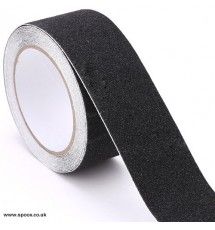 Motorsport Black Antislip / High Grip Tape 50mm x 18m