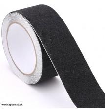 Motorsport Black Antislip / High Grip Tape 50mm x 18m