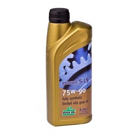 Rock Oil Gearaxl LS Fully Synthetic 75W90 Gear Oil - 1 litre
