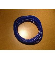 4mm Silicone Vacum Hose (Blue)