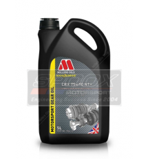 Millers CRX 75w90 NT+ Gearbox Oil - 5 Litre