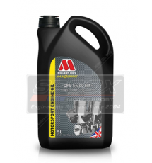 Millers CFS 5W40 NT+ Engine Oil - 5 Litres
