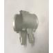 Genuine OE Peugeot 309 handbrake cable retaining clip (1)