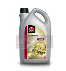 Millers XF Longlife Fully Synthetic 5W30 Engine Oil - 5 Litre's