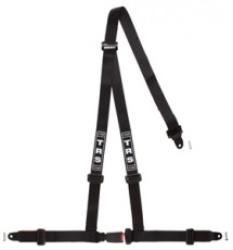 TRS 3 Point Harness (BLACK)