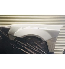 Peugeot 205 Time Attack Front Wings (pair) +40mm