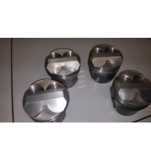 Wossner High Comp. Forged Piston Set - Peugeot XU9J4 (83.50mm)