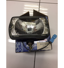 Genuine OE Peugeot 106 S1 clear driving lamp 6204.C5
