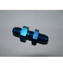 -6 JIC Male Bulkhead Fitting & Locknut