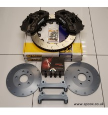 VW Golf MK7 Golf R AP Racing 6 pot kit - 378mm (Pro 5000R)