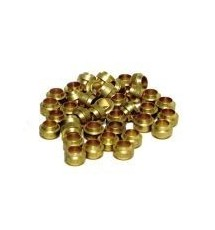 4mm Olive (pack of 5)