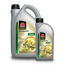 Millers EE Longlife Fully Synthetic 5W40 Engine Oil - 5 Litre's