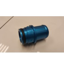 Peugeot 306 Gti-6 / Rallye Thermostat Housing Push In Adaptor (Blue)
