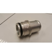 Peugeot 306 Gti-6 / Rallye Thermostat Housing Push In Adaptor (Silver)