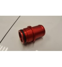 Peugeot 306 Gti-6 / Rallye Thermostat Housing Push In Adaptor (Red)