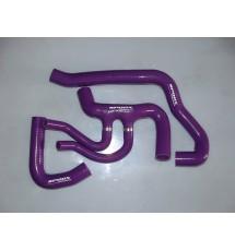 Peugeot 106 GTi / Saxo VTS Silicone Radiator Hose Kit (PURPLE)
