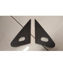 Genuine O/E Peugeot 205 Gti Interior Wing Mirror Covers (Pair)