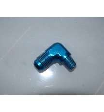 1/8 NPT to -6 JIC Male 90 Degree Fitting