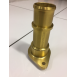 Peugeot 106 GTI Billet Alloy Rear Water Housing (Without Matrix Takeoff) - GOLD