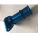 Citroen Saxo VTS Billet Alloy Rear Water Housing (Without Matrix Takeoff) - BLUE