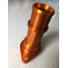 Peugeot 106 GTI Billet Alloy Rear Water Housing (Without Matrix Takeoff) - ORANGE