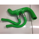 Peugeot 106 GTi / Saxo VTS Silicone Top Radiator Hose - With Oil Cooler (GREEN)
