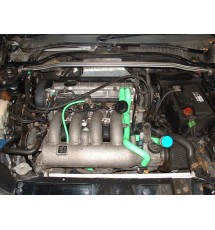 Gti-6 / Rallye Silicone Oil Breather Hose Kit (GREEN)