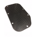 Peugeot 205 carbon fibre pedal box blanking plate