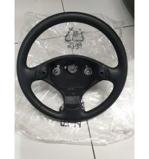 Genuine OE Peugeot 106 GTi Leather Steering Wheel - 4109.R7