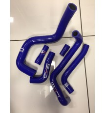 S.R.D Peugeot 306 Gti-6 / Rallye Silicone Oil Breather Hose Kit (BLUE)