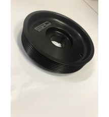Spoox Racing Developments Peugeot 306 HDI Billet Bottom Pulley - Limited BLACK Edition