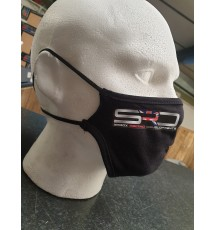 Spoox Racing Developments Ltd Face Mask with Logo