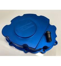 S.R.D Peugeot / Citroen BE3 / BE4 / BE4R Billet Gearbox End Casing - BLUE